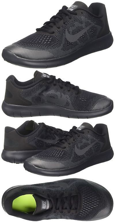 6b2d4f8d802c73 Boys Shoes 57929  Nike 904255-001   Kids Free Rn 2017 (Gs) Shoes Black  Anthracite -  BUY IT NOW ONLY   40.4 on  eBay  shoes  black  anthracite