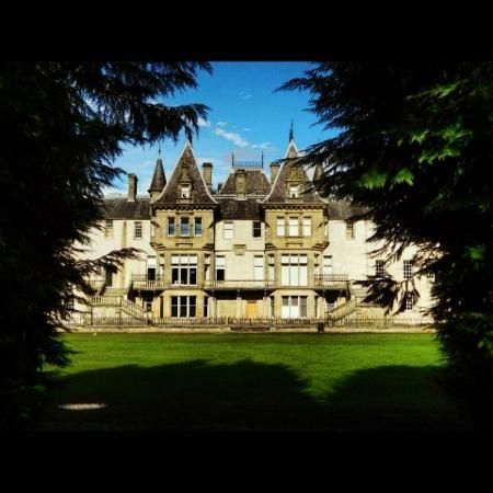 Callendar House, Falkirk, Scotland. Mary Queen of Scots, Bonnie Prince Charlie and Oliver Cromwell all stayed here
