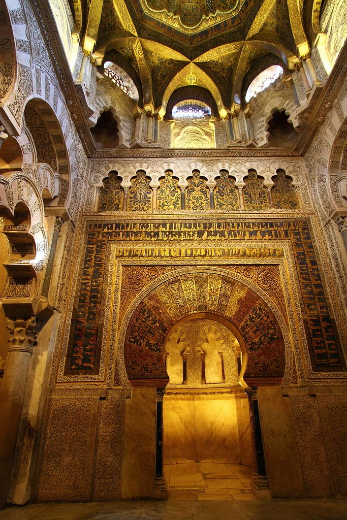 Great Mosque of Córdoba, Spain