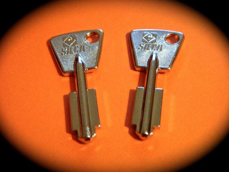 safety deposit box key blanks
