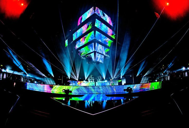 muse stage concert awesome stage ideas pinterest muse concerts and stage - Concert Stage Design Ideas