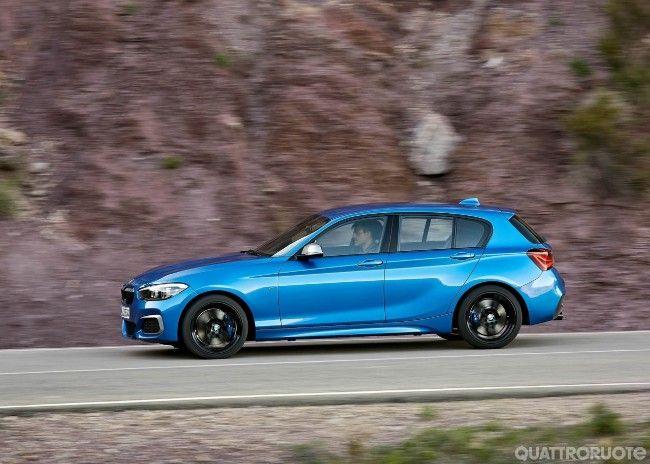 <strong>BMW Serie 1</strong> - Le novità del model year 2017
