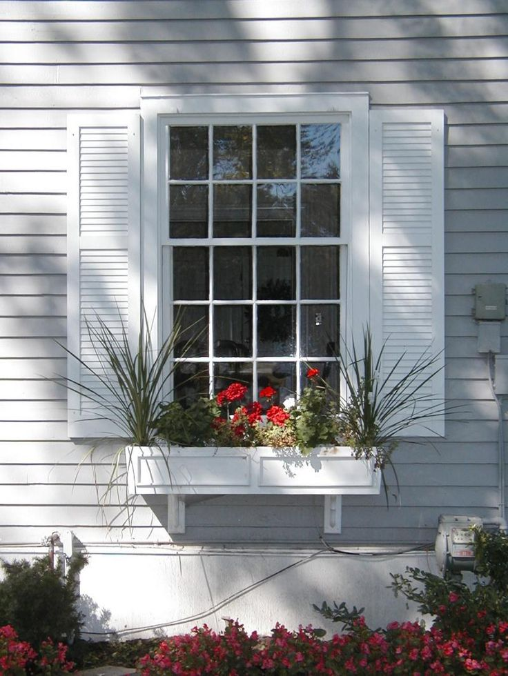 17 Best Images About Landscapes On Pinterest Exterior Shutters Gray Houses And Blue Shutters