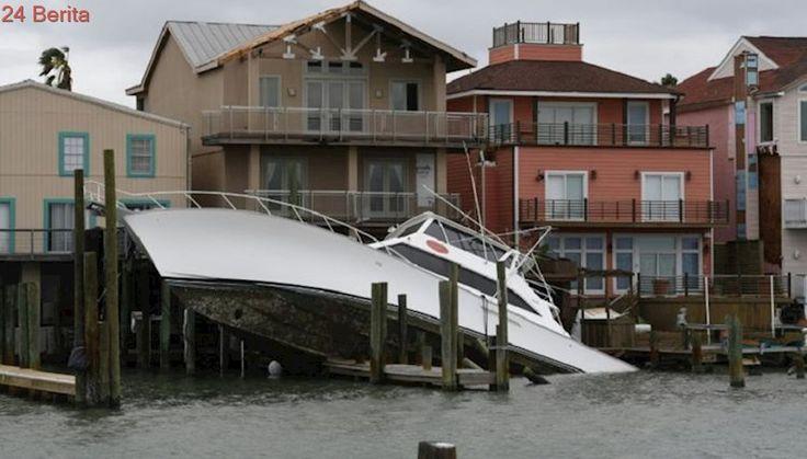 Simaklah, Angka-angka dalam Bencana Badai Harvey di Texas