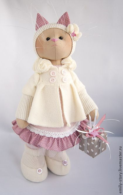 Toy animals, handmade. Fair Masters - handmade Sweets. Handmade.