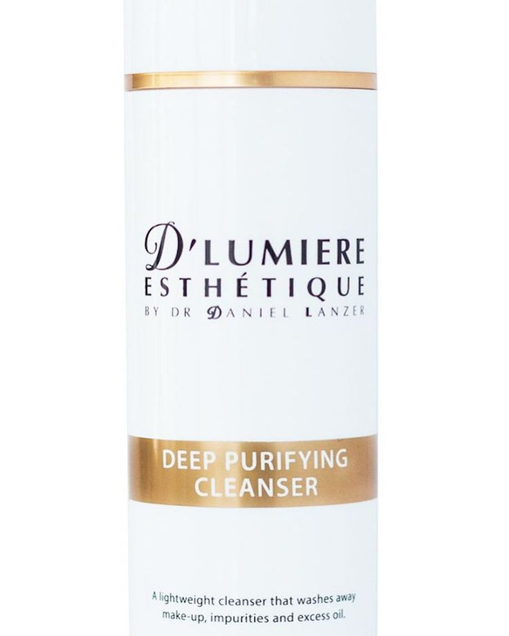 Are you looking for the perfect cleanser? We've found just what you need!  Our Deep Purifying Cleanser contains the necessary ingredients to remove the chemicals and products that attach to our skin through normal everyday living.  It removes makeup and impurities without drying out the skin or stripping its natural oils.  Shop it now!