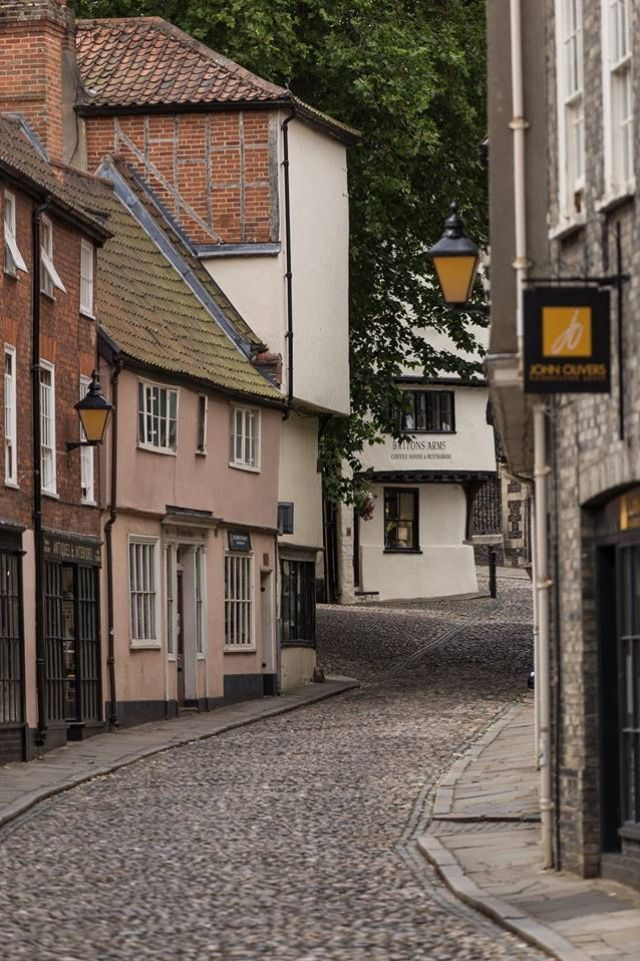 Image result for Elm Hill Norwich Pinterest