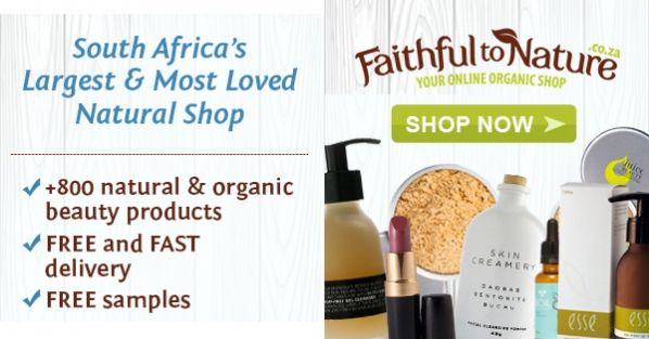 You deserve the best natural and organic beauty products. Order yours now. #ad
