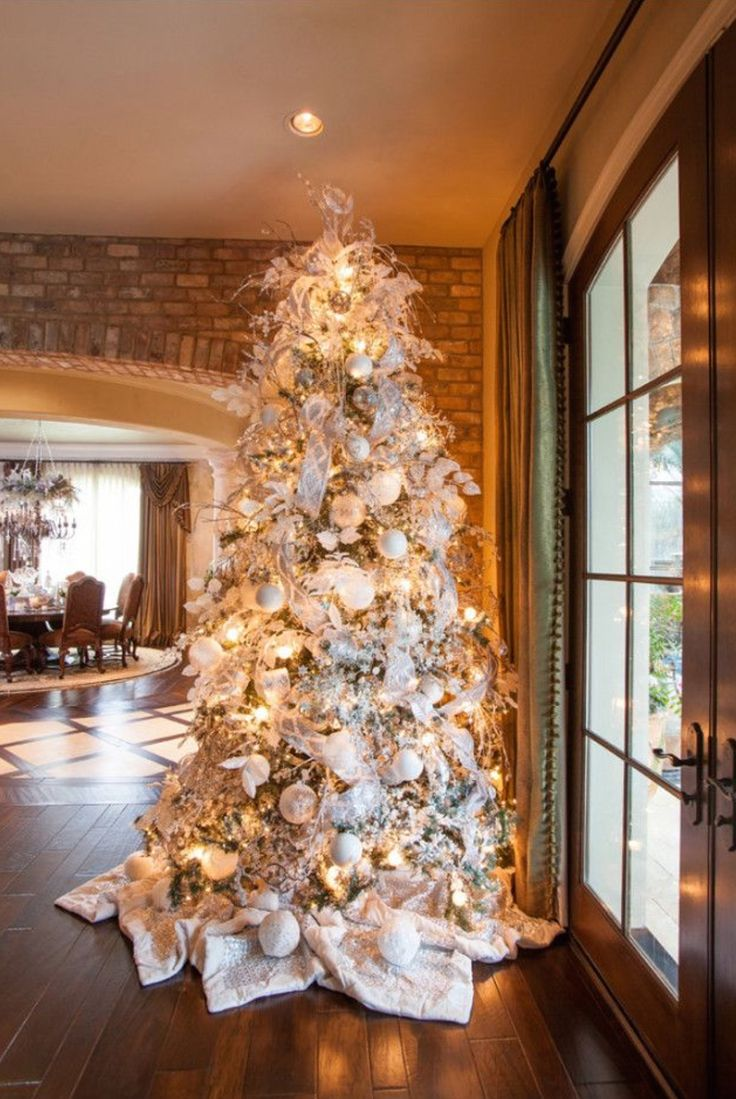Luxury christmas decoration for the home - The Best Luxury Christmas Tree Decoration