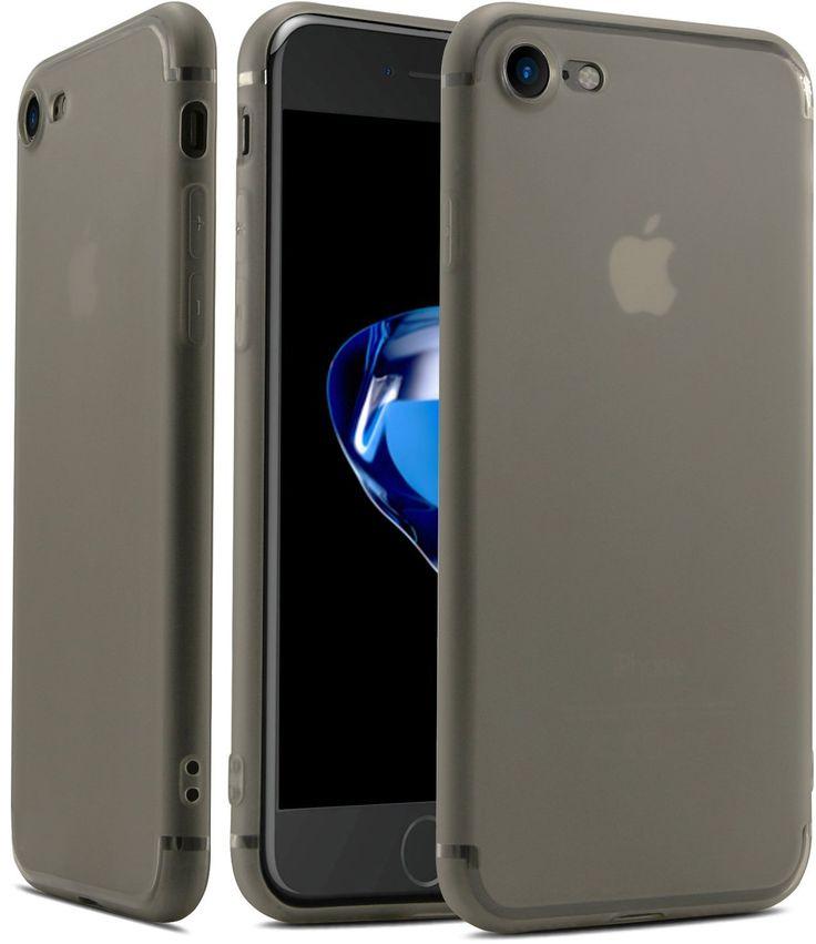iPhone 7 PLUS Case, HZ BIGTREE Ultra Thin Soft Touch Flexible Case [matte black] 794461956623   eBay