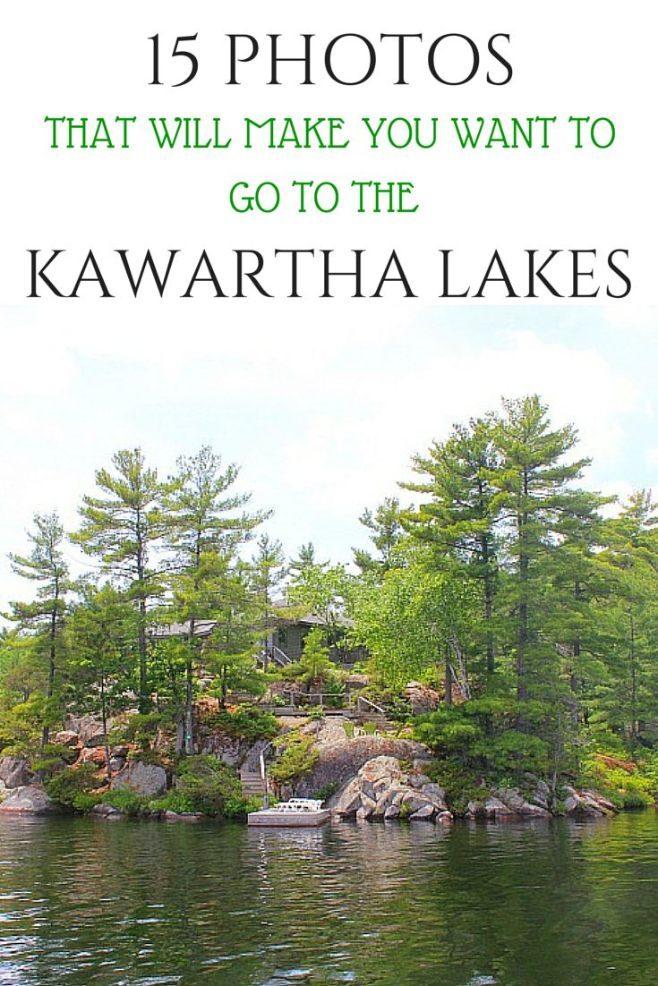 The Kawartha Lakes near Peterborough is made up of 1,128 islands, which are home to everything from rustic cottages on their own islands, to magazine-ready multi-million dollar homes. Here are 15 photos that will make you want to go to the Kawarthas, whether it's via speedboat, houseboat or on a day-cruise aboard the Kawartha Spirit.