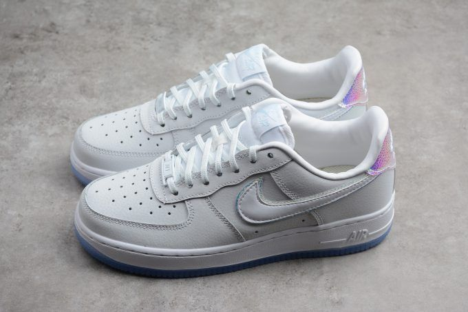 Buy Nike Air Force 1 07 Premium White Blue Tint 616725 105 Online