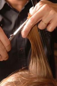 Hair cutting techniques
