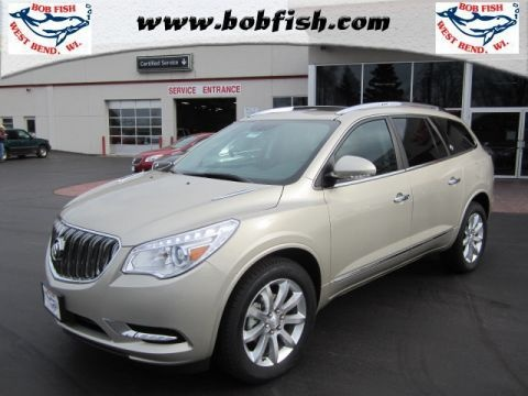 2013 buick enclave availability new 2013 buick enclave for Bob fish west bend