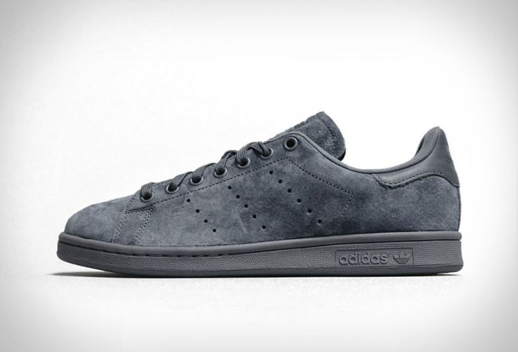 Adidas Stan Smith gris béton - #Mode - Visit the website to see all photos http://www.arkko.fr/adidas-stan-smith-gris-beton/