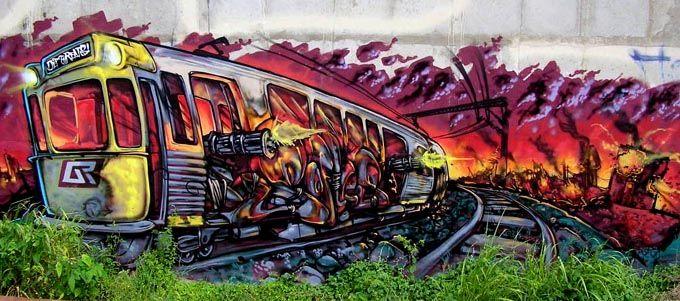 New Bowery Mural Urbanmythology by Spanish Street