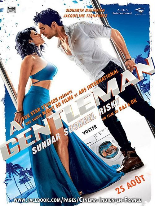 Watch A Gentleman: Sundar, Susheel, Risky 2017 Full Movie Online Free