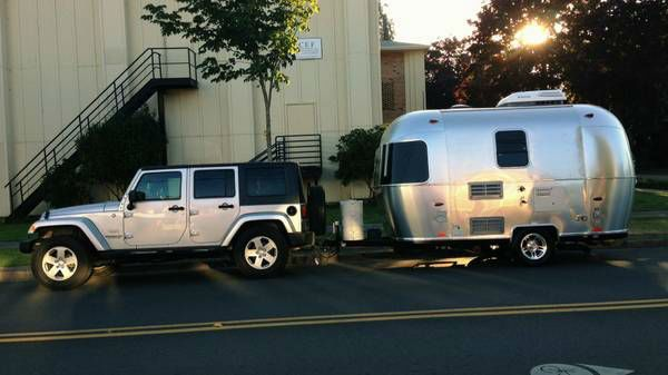 2013 Airstream Sport 16 - Oregon
