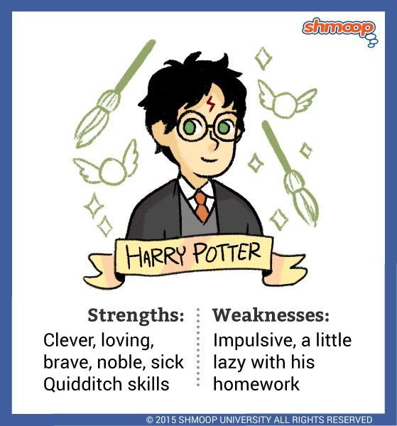 a character analysis of harry potter english literature essay A part of a literary analysis paper  character's background: has harry potter's difficult childhood and complicated relationships with family members made him a bad person  those.