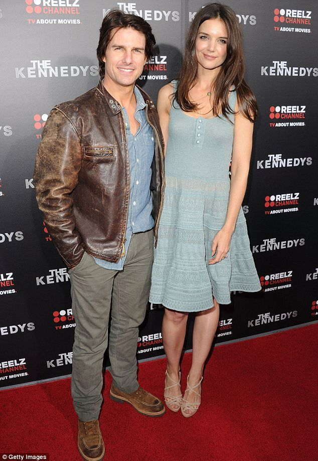 Tom Cruise ex-wife Katie Holmes Not on Talking Terms