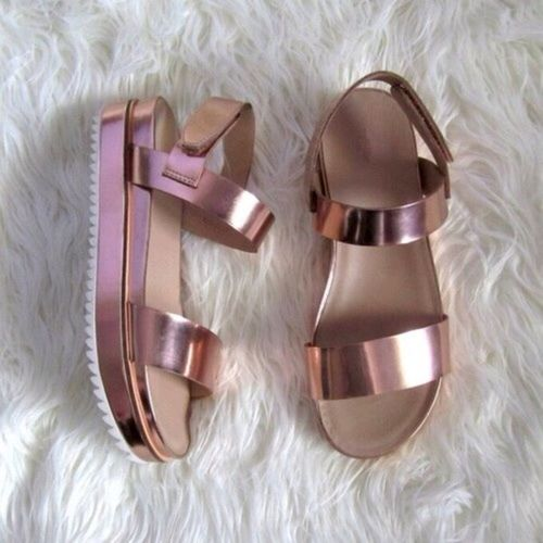 grafika shoes, sandals, and pink