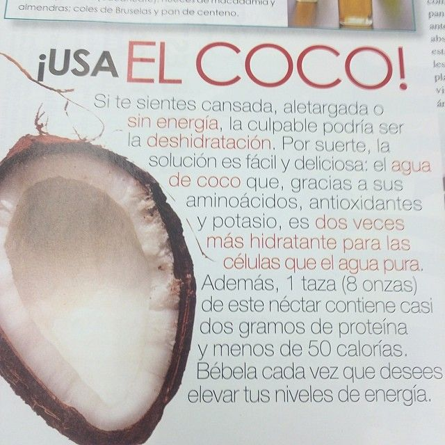 No compres bebidas para hidratar, agua de coco es lo mejor y es mucho más económica ! #coco #coconutwater #beauty #belleza #diy #hidrata #purechemistry #piel