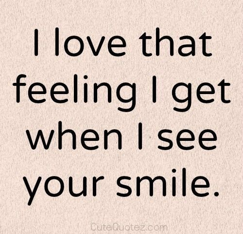From my everything ❤️ Her Smile Quotes, Love Quotes Crush, Romantic Quotes For Her, Romantic Love Quotes, Quotes About L...