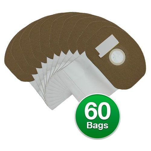 Replacement For Sanitaire 62370 / Style BV-2 / ECC340 Vacuum Bag - 6 Pack
