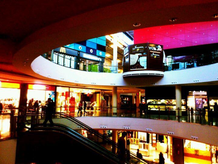 Centro Comercial Ferial Plaza en Guadalajara, Castilla-La Mancha