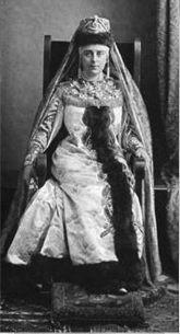 Княгиня Татьяна Михайловна Гагарина, урождённая Черткова