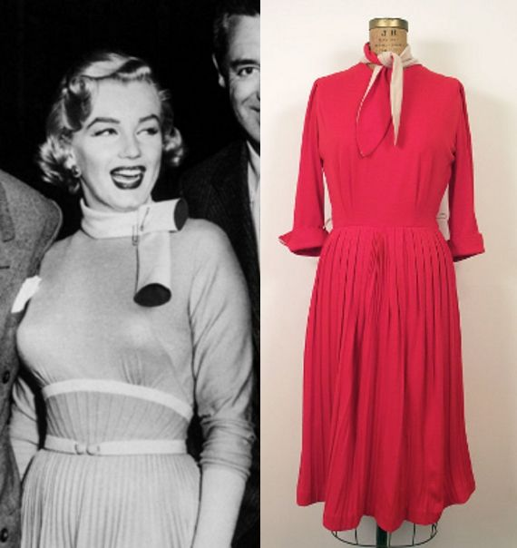 Where to Find Vintage Clothing to Dress Like Marilyn ...