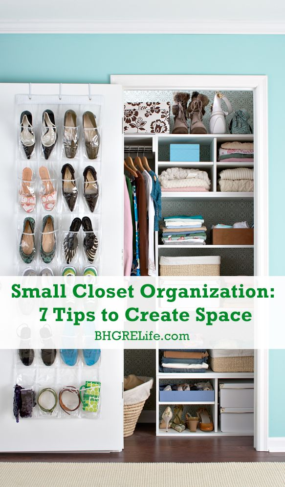 Small Closet Organization How To Maximize Your Storage