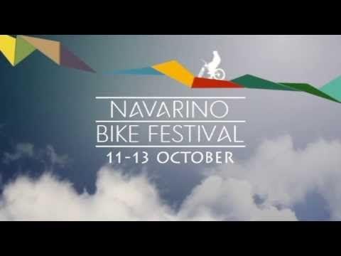 """""""Navarino Bike Festival"""" - 11 to 13 October 2013 Do NOT miss it!! https://www.facebook.com/NavarinoBikeFestival"""
