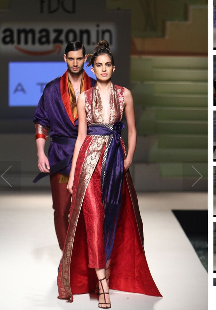 ATSU at Amazon India Fashion Week Spring/Summer 2016
