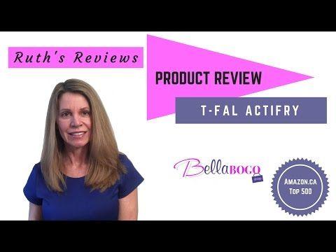 T-fal Actifry Family Fryer REVIEW- Bellabogo.com