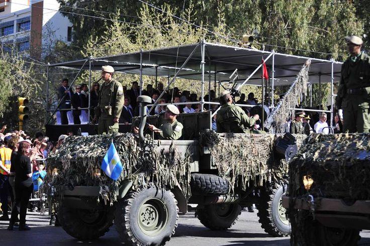 Desfile General José de San Martín