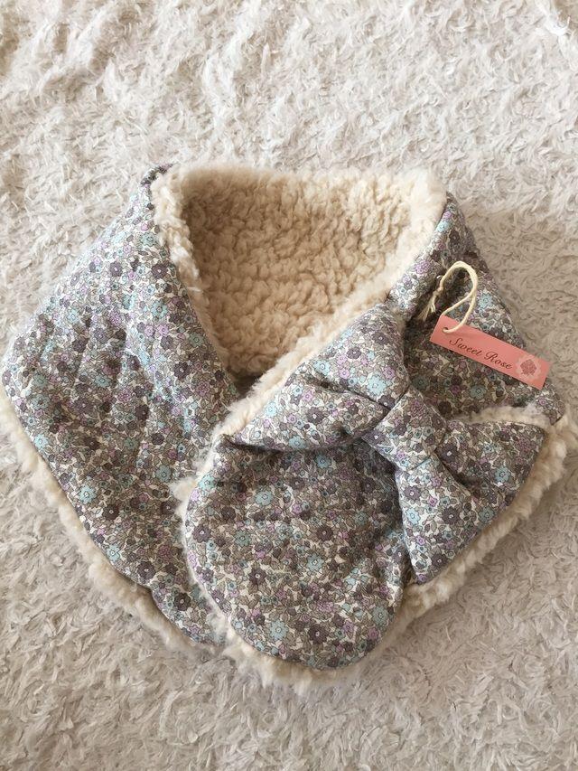 ネックウォーマー 子供サイズ by sucrerose ニット・編み物 帽子・マフラー・手袋・靴下