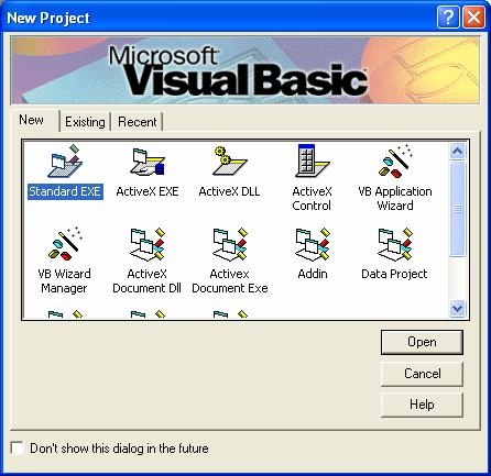 Chapter 1: Visual Basic 6 Tutorial:  A Complete Programming Guide With VB 6 Examples