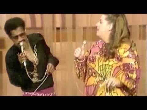Sammy Davis And Mama Cass Youtube 68