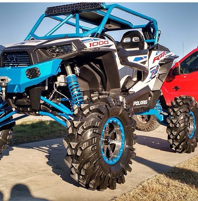RZR 1000 minus the red