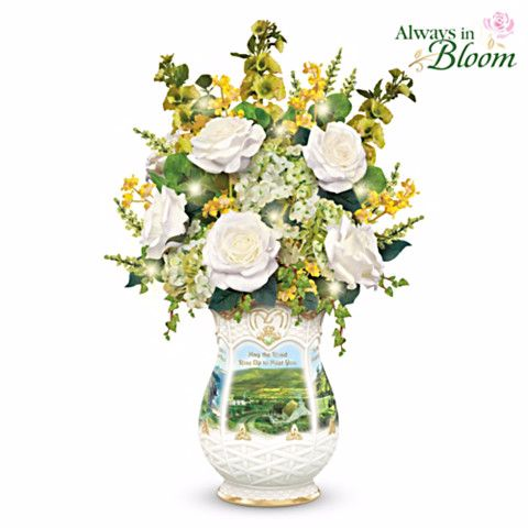 Blessings Of Ireland Table Centerpiece You're among the first to see this brand-new Irish Flowers Gift $129.99