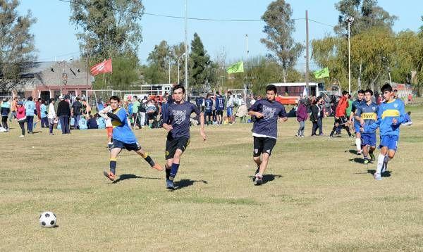 Garra y corazón en la 7° Liga de Fútbol Inclusiva en Tigre