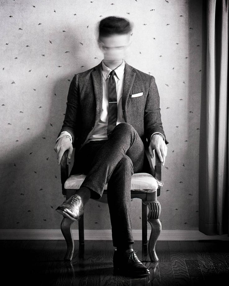 Depression Illustrated through Surreal Self-Portraits by Edward Honaker