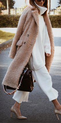 Winter Floss Long Coat 1
