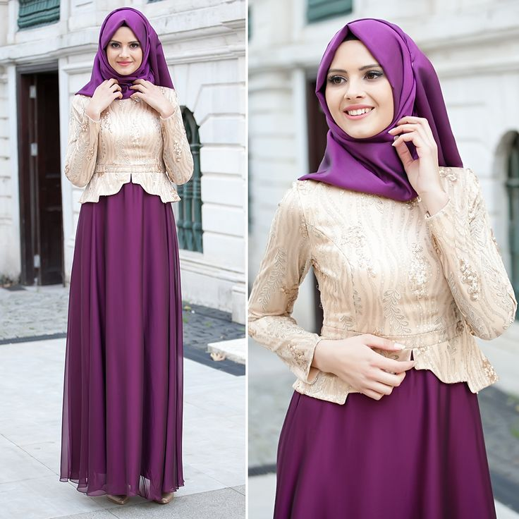 EVENING DRESS - EVENING DRESS - 2237MOR #hijab #naylavip #hijabi #hijabfashion #hijabstyle #hijabpress #muslimabaya #islamiccoat #scarf #fashion #turkishdress #clothing #eveningdresses #dailydresses #tunic #vest #skirt #hijabtrends
