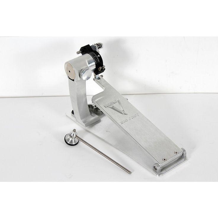 Trick Pro 1-V Detonator Single Bass Drum Pedal Regular 888366005583