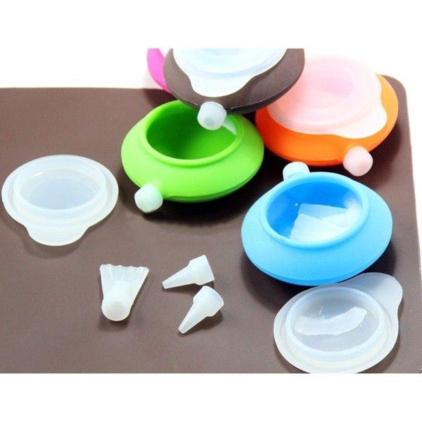 DecoMax-i para hacer macarons y cupcakes / Decomax-i to make macarons and cupcakes