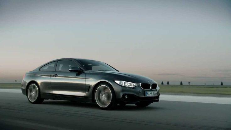 BMW 4 Series Coupé. Launchfilm.