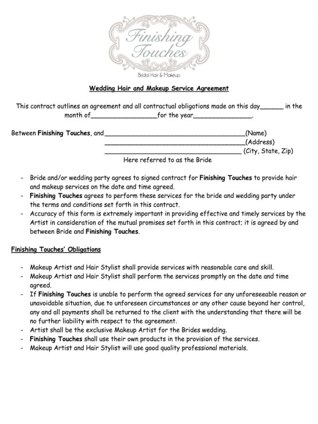 Pin On Contract Agreement