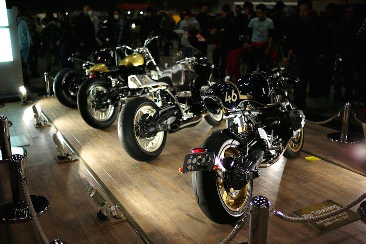 Moon Eyes Hot Rod Custom Show in Yokohama : 2014.12/7